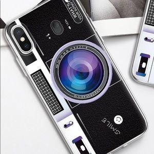Accessories - NEW soft Iphone 7, 8 Plus soft camera case
